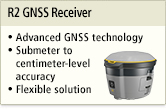 R2 GNSS Receivers